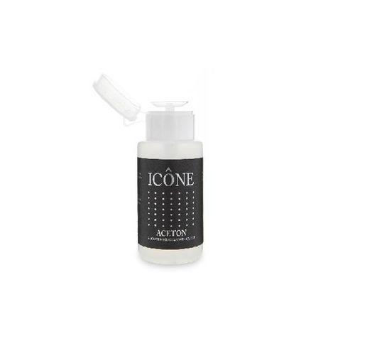 Icone Aceton preparat do zmywania lakieru hybrydowego 150ml