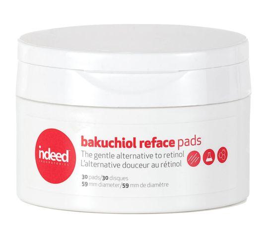 Indeed Labs Bakuchiol Reface Pads regenerująco-wygładzające płatki do twarzy 30szt