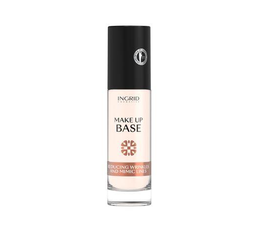 Ingrid Make Up Base baza pod makijaż redukująca zmarszczki 30 ml