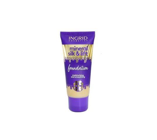 Ingrid – Podkład mineralny do twarzy Silk & Lift nr 31 (30 ml)