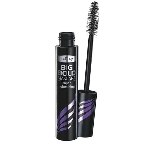Isadora Big Bold Mascara Super Volumizing tusz do rzęs 10 Black 14ml