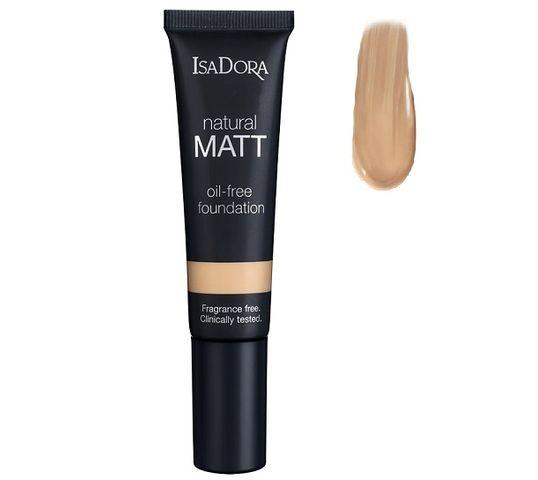 Isadora Natural Matt Oil Free Foundation podkład matujący 14 Matt Beige 35ml