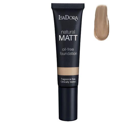 Isadora Natural Matt Oil Free Foundation podkład matujący 16 Matt Cream 35ml