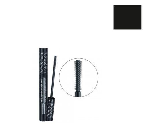 Isadora Precision Mascara Slim Brush High Performance tusz do rzęs z precyzyjną szczoteczką 10 Black 7ml