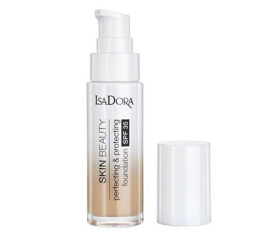 Isadora Skin Beauty Perfecting & Protecting Foundation SPF35 ochrono-udoskonalający podkład do twarzy 06 Natural Beige (30 ml)