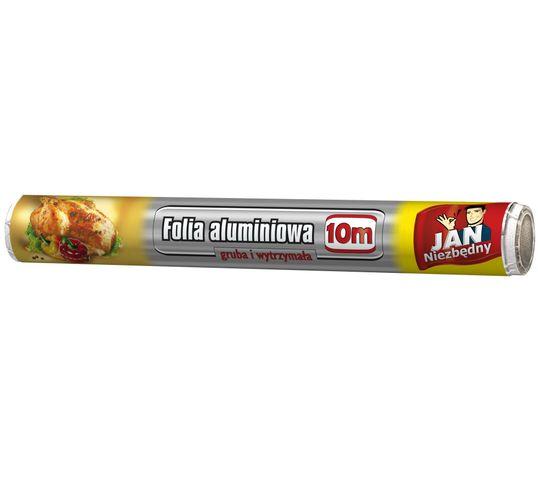 Jan Niezbędny folia aluminiowa 10 m