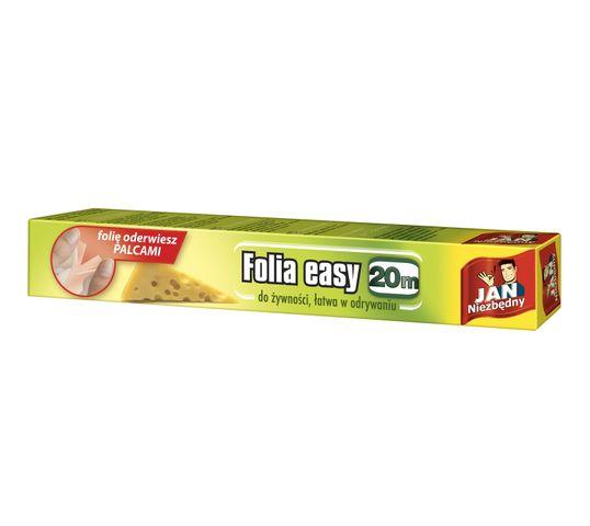 Jan Niezbędny folia do żywności Easy 20 m
