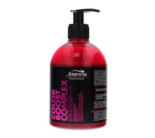 Joanna Professional Color Boost Complex szampon tonujący kolor 500 ml