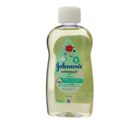 Johnson's Baby oliwka dla dzieci 200 ml