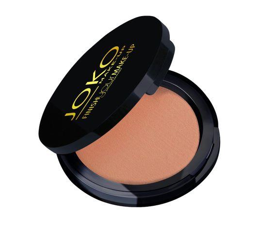 Joko Finish Your Make Up puder prasowany do twarzy nr 14 brązujący 8 g