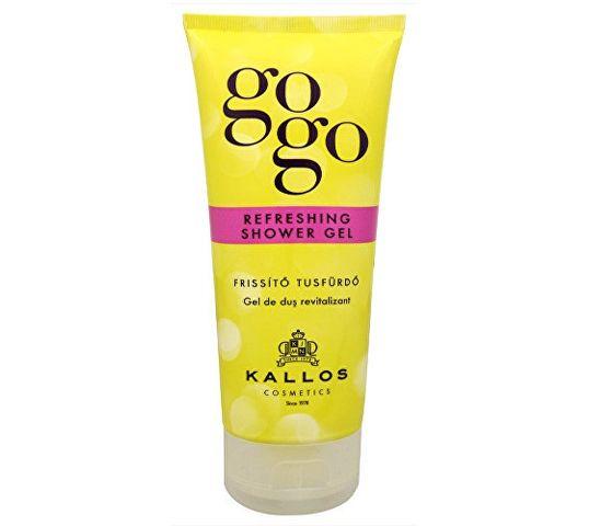 Kallos GoGo Refreshing Shower Gel odświeżający żel pod prysznic 200ml