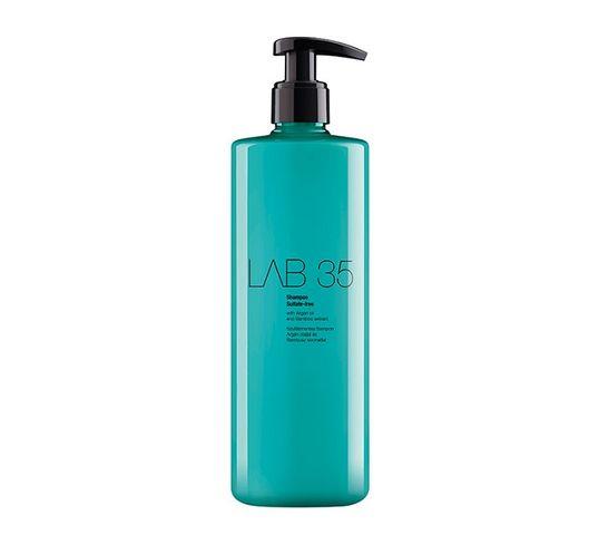 Kallos LAB 35 Shampoo Sulfate - Free bezsiarczanowy szampon do normalnych i wrażliwych włosów 500ml
