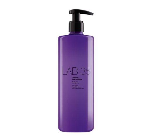 Kallos LAB 35 Signature Hair Conditioner rozpieszczająca i wzmacniająca odżywka do włosów suchych i łamiących się 500ml