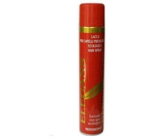 Kallos Parisienne Professional Elegans Hair Spray lakier do włosów 500ml