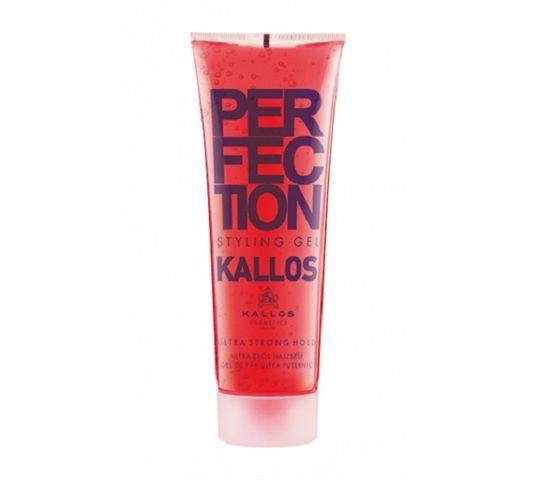 Kallos Perfection Styling Gel żel do włosów Ultra Strong Hold 250ml