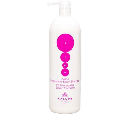 Kallos Professional Salon Shampoo profesjonalny szampon do salonów fryzjerskich 1000ml