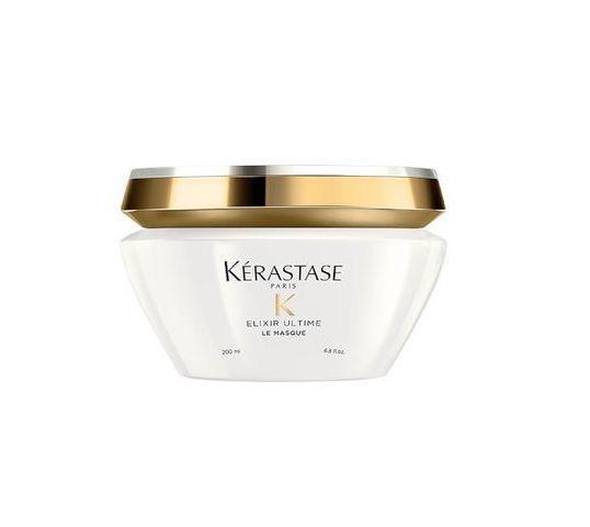 Kerastase Elixir Ultime Masque upiększajaca maska wzbogacona olejem marula do każdego rodzaju włosów 200ml