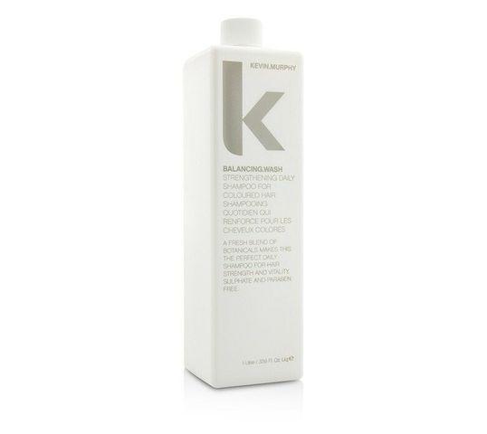 Kevin Murphy Balancing Wash Shampoo szampon wzmacniający do włosów farbowanych (1000 ml)