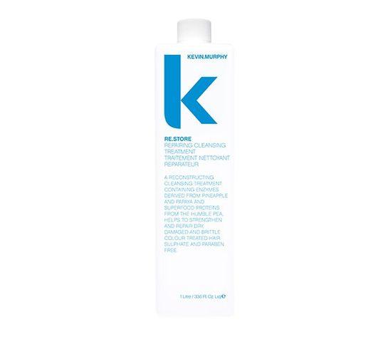Kevin Murphy Re Store Repairing Cleansing Treatment kuracja regenerująco-oczyszczająca włosów i skóry głowy (1000 ml)