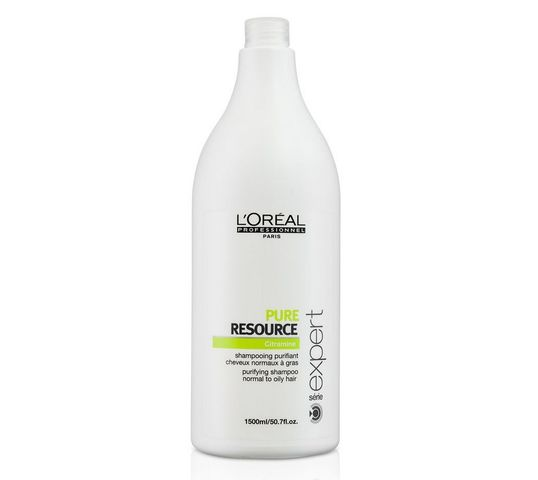 L'Oreal Professionnel Citramine Pure Resource Shampooing szampon oczyszczający do włosów przetłuszczających się 1500ml