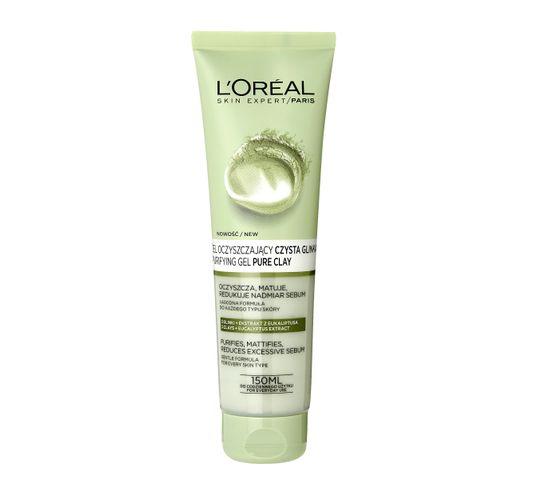 L'Oreal Skin Czysta Glinka Expert Żel do twarzy oczyszczający 150 ml