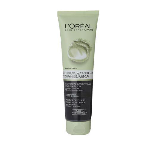 L'Oreal Skin Exper Czysta Glinka Żel detoksykujący do twarzy 150 ml