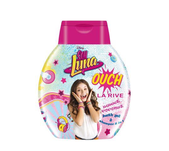 La Rive Disney Soy Luna Ouch żel 2w1 do kąpieli i pod prysznic 250 ml