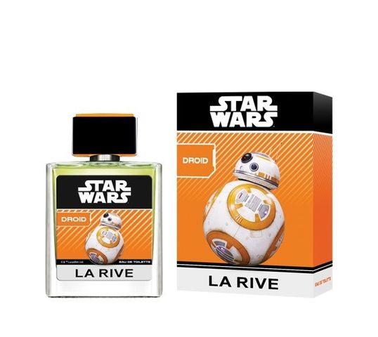 La Rive Disney Star Wars Droid woda toaletowa dla dzieci 50 ml