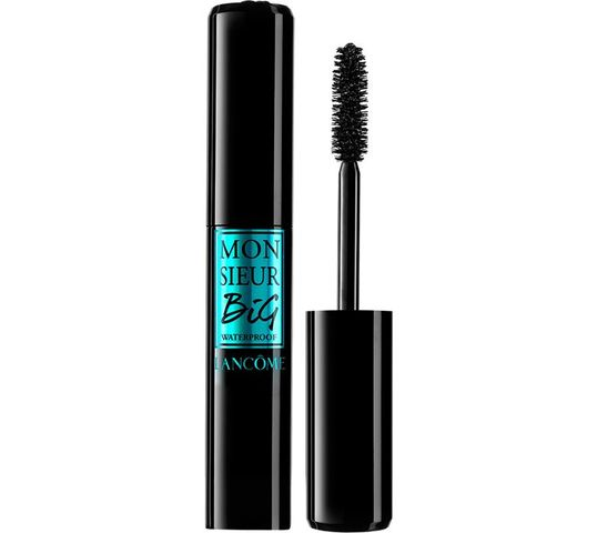 Lancome Monsieur Big Mascara Waterproof – wodoodporny tusz do rzęs 01 Black (8 ml)