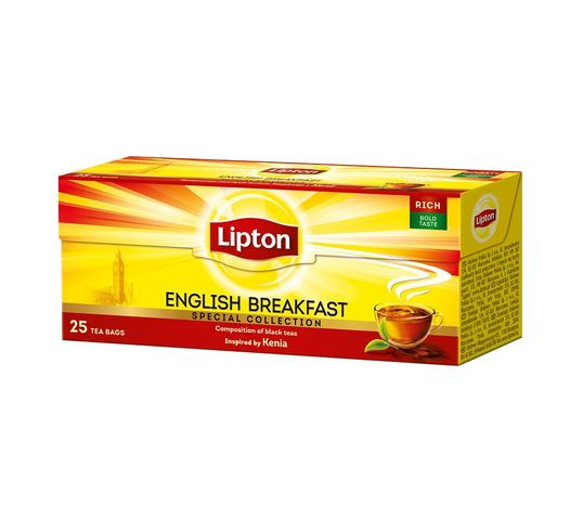 Lipton Taste Of London herbata czarna 25 torebek 50g