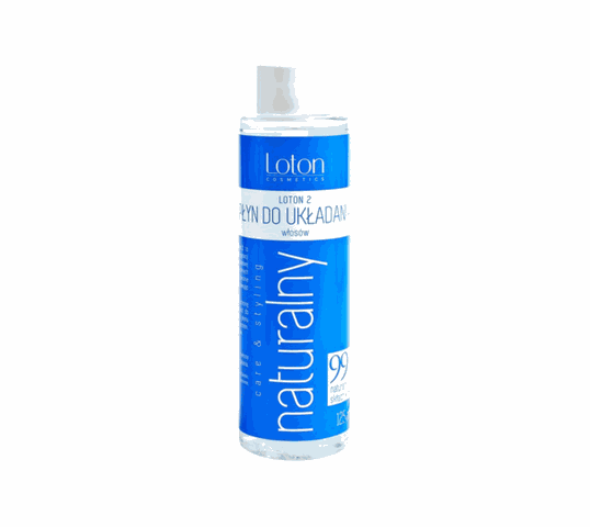 Loton 2 Płyn do układania włosów - zapas (125 ml)