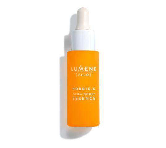 Lumene Nrodic-C Valo Glow Bost Essence – esencja hialuronowa do twarzy z witaminą C (30 ml)
