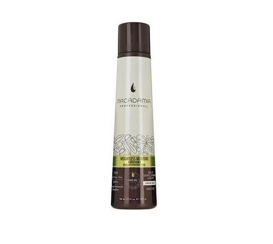Macadamia Professional Weightless Moisture Conditioner nawilżająca odżywka do włosów cienkich 100ml
