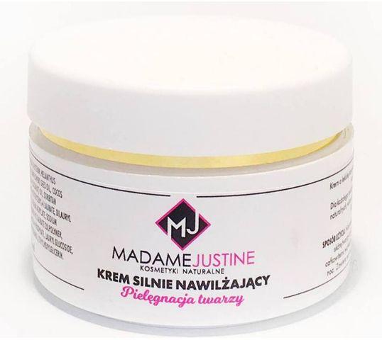 Madame Justine Krem silnie nawilżający do pielęgnacji skóry twarzy 50ml