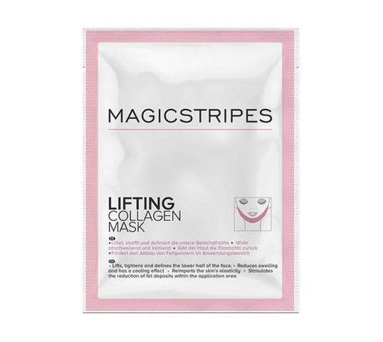 Magicstripes Lifting Collagen Mask liftingująca maseczka kolagenowa 1szt