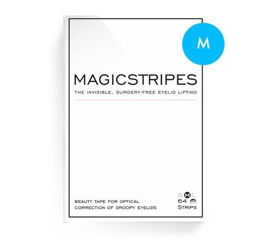 Magicstripes Niewidoczne paski liftingujące powieki M 64 paski