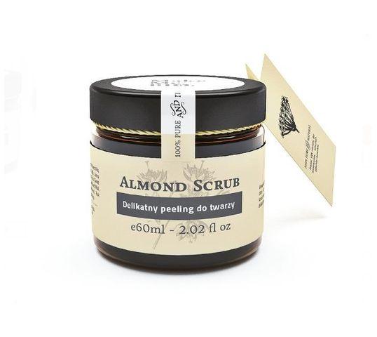 Make Me Bio Almond Scrub peeling do twarzy 60ml