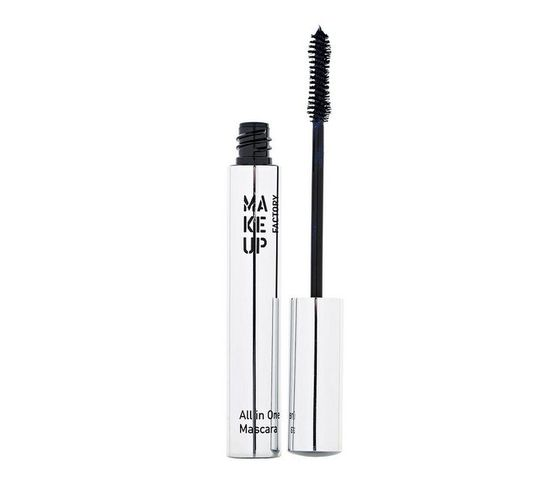 Make Up Factory Mascara All In One perfekcyjna maskara 01 Black 9ml
