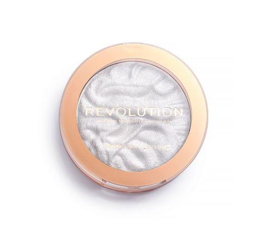 Makeup Revolution Re-Loaded Set the Tone – rozświetlacz do twarzy (1 szt.)