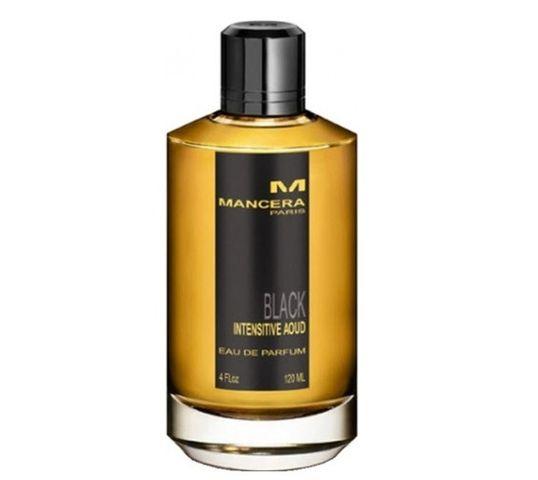 Mancera Black Intensitive Aoud woda perfumowana spray 120ml