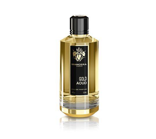 Mancera Gold Aoud woda perfumowana spray 120ml