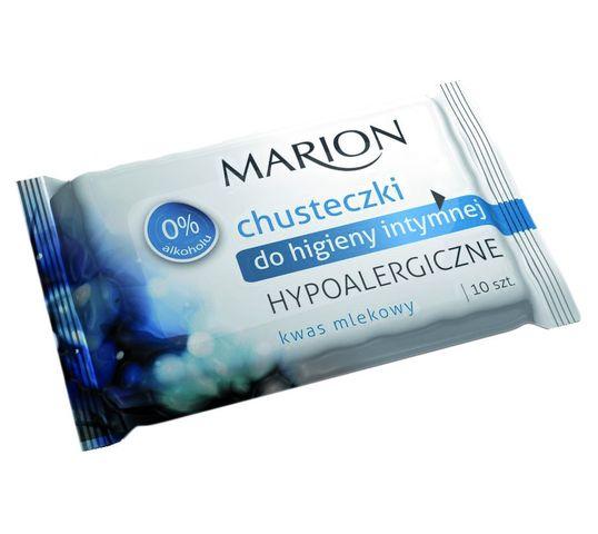 Marion – chusteczki do higieny intymnej hypoalergiczne (1 op.)