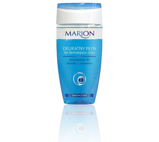 Marion – delikatny płyn do demakijażu oczu dwufazowy (150 ml)