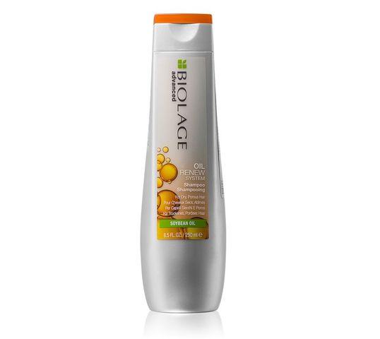 Matrix Biolage Advanced Oil Renew System Shampoo szampon nawilżający 250ml