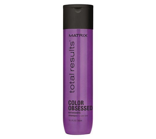 Matrix Total Results Color Obsessed Antioxidant Shampoo szampon do włosów farbowanych 300ml