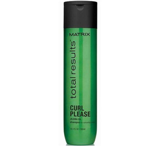 Matrix Total Results Curl Please Jojoba Oil Shampoo szampon do włosów kręconych 300ml