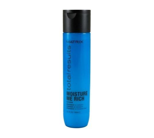 Matrix Total Results Moisture Me Rich Shampoo szampon nawilżający 300ml