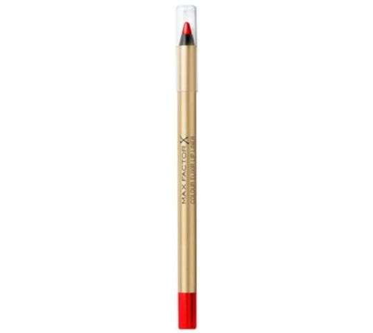 Max Factor Colour Elixir Lip Liner konturówka do ust nr 10 Red Rush 4g