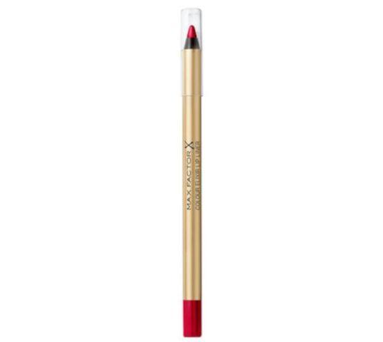 Max Factor Colour Elixir Lip Liner konturówka do ust nr 12 Red Blush 4g