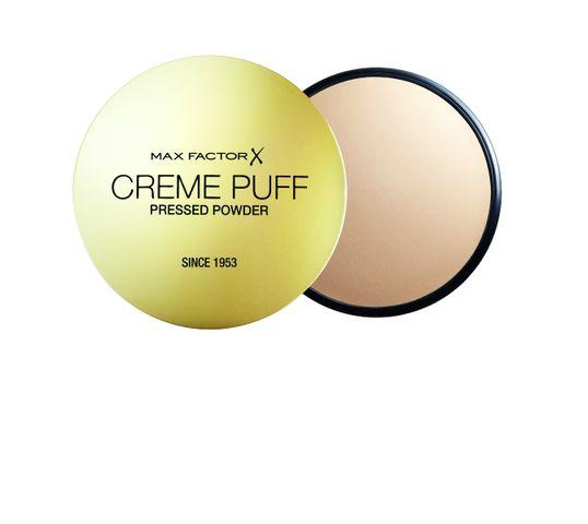 Max Factor Creme Puff puder do twarzy nr 50 natural (21 g)